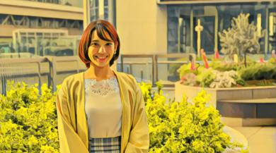 安田サラ お天気お姉さん