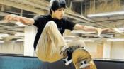 堀米雄斗 スケートボード