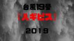 台風19号 2019 米軍