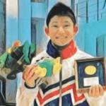 玉井陸斗の経歴やコーチは誰?東京オリンピックに出場する為の条件とは?