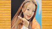 チャンウォニョン(IZONE) メイク すっぴん かわいい 髪型画像